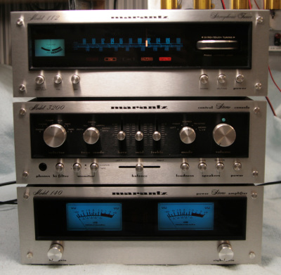 Vintage audio - stereo repair and restoration service